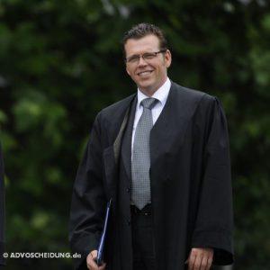 Keine Scheidung ohne Anwalt